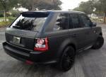 Long Island Plasti-Dip SUV Black
