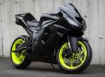 Long Island Plasti-Dip Motorcycle