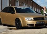 Long Island Plasti-Dip Car Vintage Gold