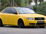 Long Island Plasti-Dip Car Yellow